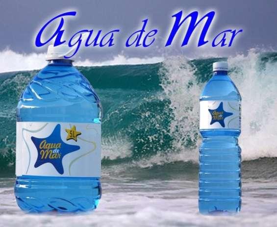 Agua y sal de mar en guatemala
