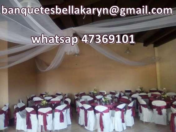 Fotos de Banquetes villa nueva, banquetes palencia, banquetes amatitlan, banquetes san lu 4
