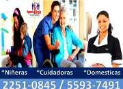 Agencia jireh, enfermeras a domicilio