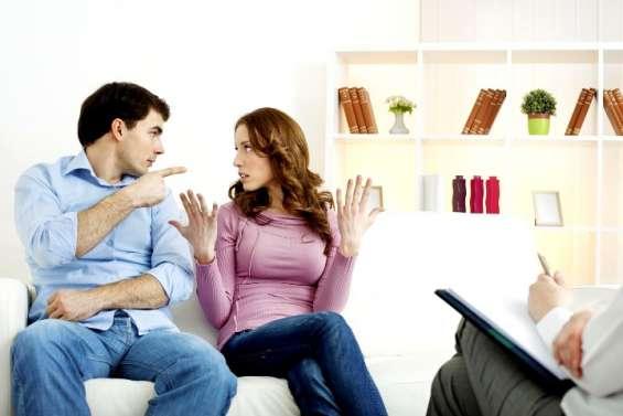 Terapia de pareja. comprenda los lenguajes del amor.
