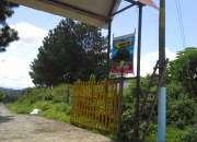 Hermoso terreno con facilidades de pagos en San Juan Sacatepequez.