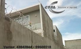 Razor ribbon, seguridad perimetral