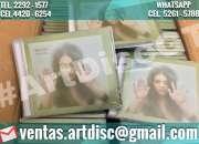 Impresion de discos cd-dvd en toda guatemala, precios accesibles.