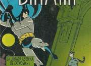 busco mini comic batman aventuras pepsi