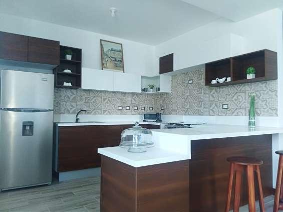Rento apartamento zona 16/apartamentos cadoro ref. 3465