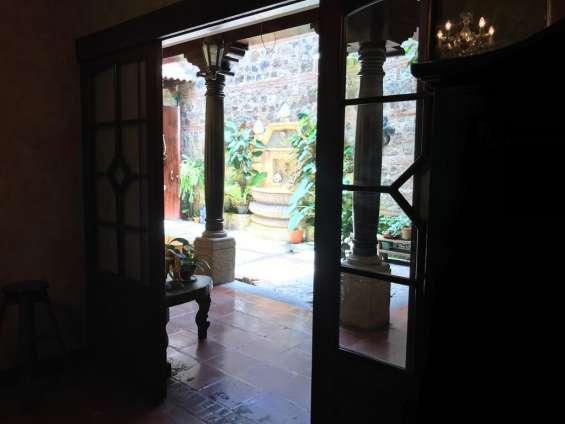 Citymax antigua promueve renta de casa en antigua guatemala
