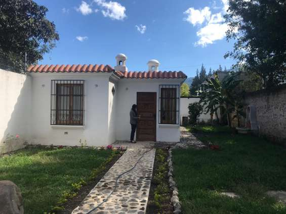 Citymax antigua promueve casa en renta