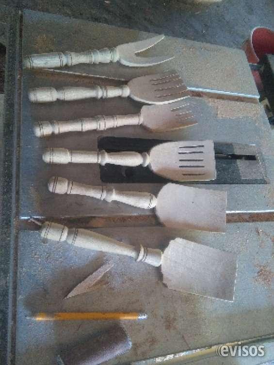 Fotos de Cuencos y utensilios de madera torneados 3