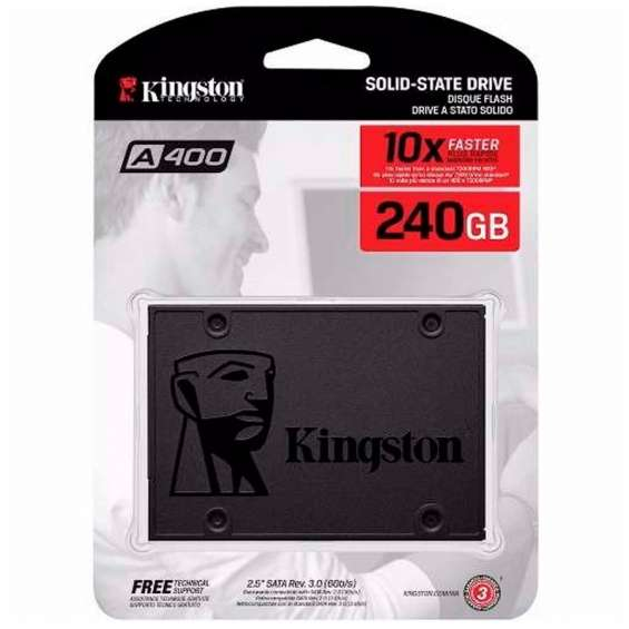 Discos de estado solido nuevos, kingston de 240gb para laptop