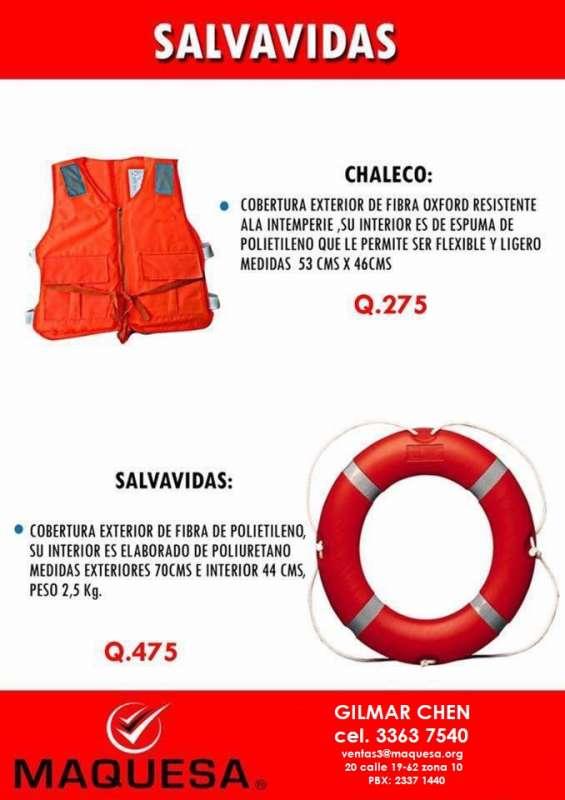 Estas buscando equipo de salvavidas