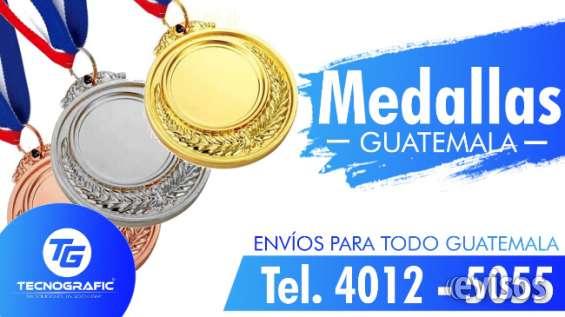 Medallas de guatemala economicas
