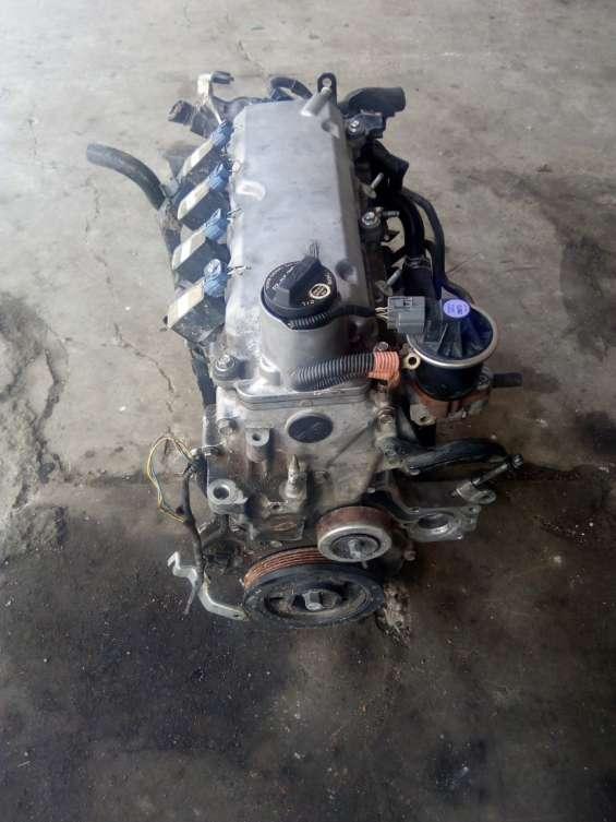 Vendo motor honda fit 2008 1500 cc traido de california