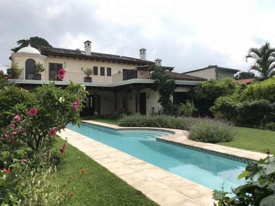 Citymax antigua promueve casa en venta en antigua guatemala