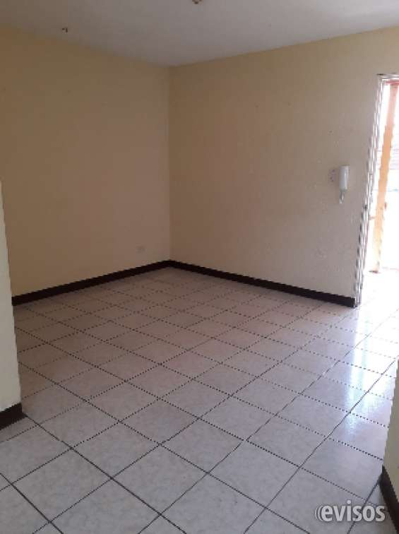 Espacioso apartamento en renta