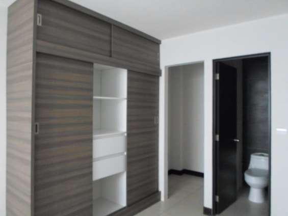 Rento apartamento amueblado en san cristobal
