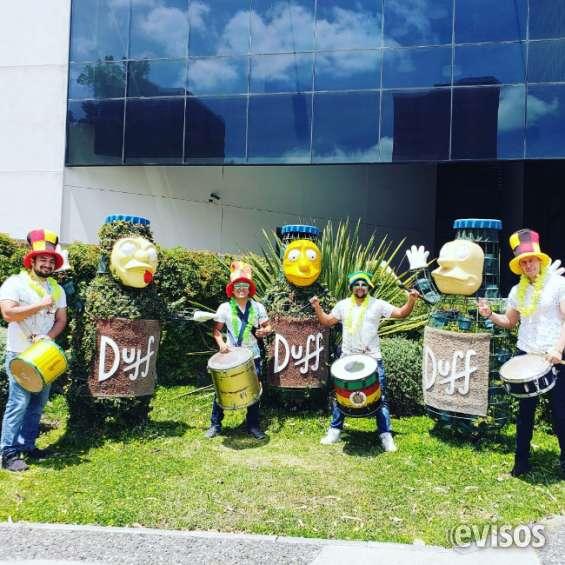 Batucada festa brasilera gt