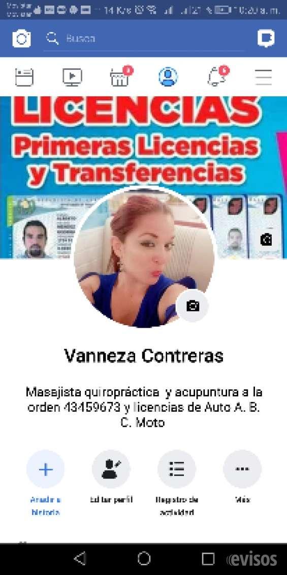 Licencias de conducir para moto y carro, 4345.96.73