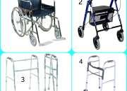 Alquiler Y Venta De Andadores Ortopedicos Tel. 52001552