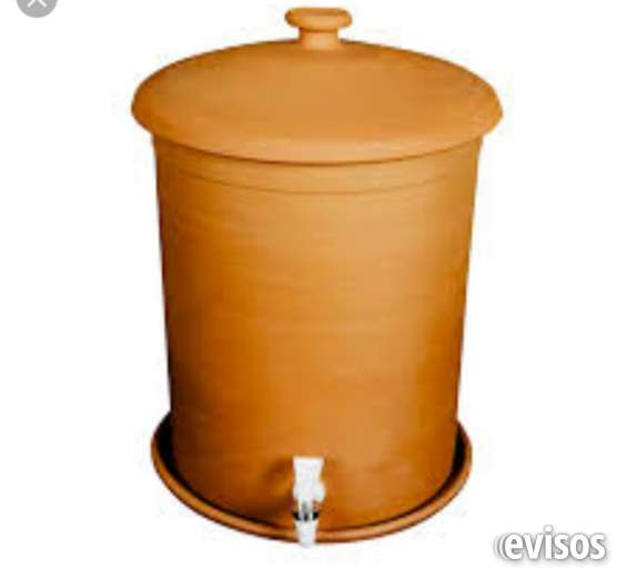 Ecofiltro de barro de 20 litros