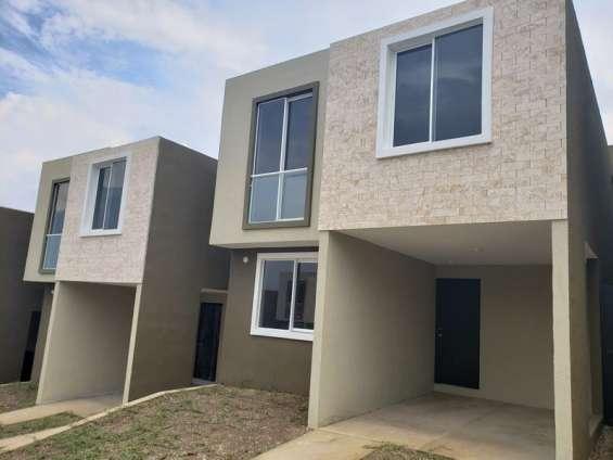 Citymax mix vende casa nueva en san cristobal