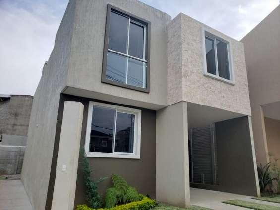 Citymax mix vende casa para estrenar en san cristobal
