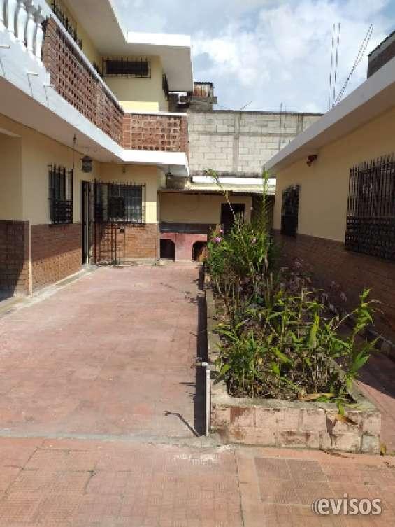 Casa en renta zona 12