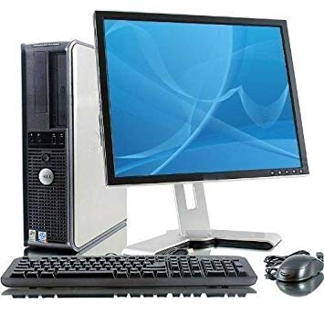 Computadora core 2 duo dell o hp