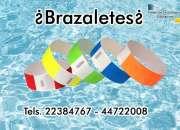 Brazaletes/Pulseras Eventos