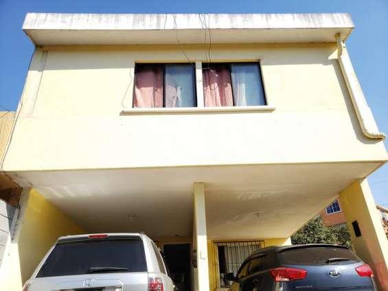 Vendo casa sola residencial en san cristobal, cerca del c.c. mix