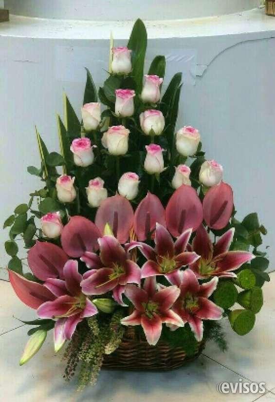 Cursos para elaboración de arreglos florales