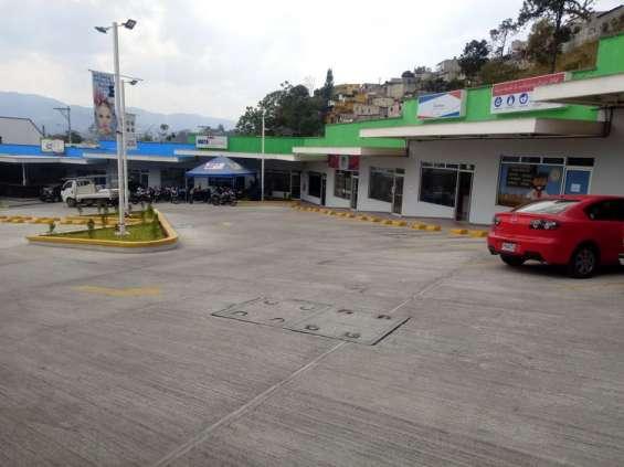 Citymax mix renta local en cc de villa nueva