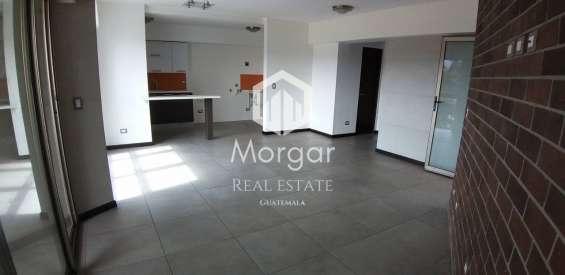 Apartamento en alquiler en zona 15 de 86 mts en $725 de 2 dormitorios/código 521