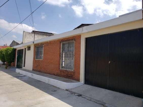 Casa en venta 1 nivel zona 12 avenida petapa