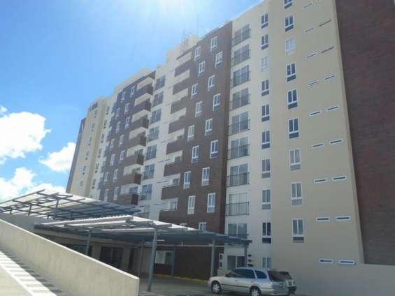 Apartamento en renta en vistas de las charlas zona 11