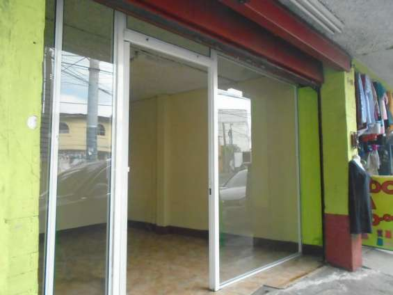Citymax mix renta local comercial en boulevard sur san cristobal