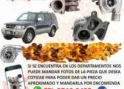 Reparación de turbos mitsubishi montero 2.5 4d56 …