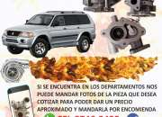 Reparación y venta de turbos mitsubishi nativa 4m…