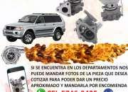 Turbos diesel mitsubishi montero pajero 2.8 4m40 …