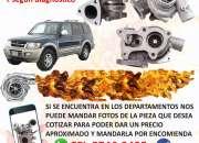 Turbos mitsubishi montero 2.5 4d56 ft035 guatemala