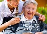 Cuidado de adulto mayor