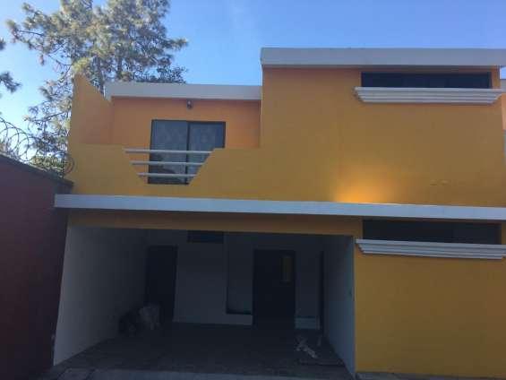 Casa san lucas sac. km. 29.5 dentro condominio ref. 4031