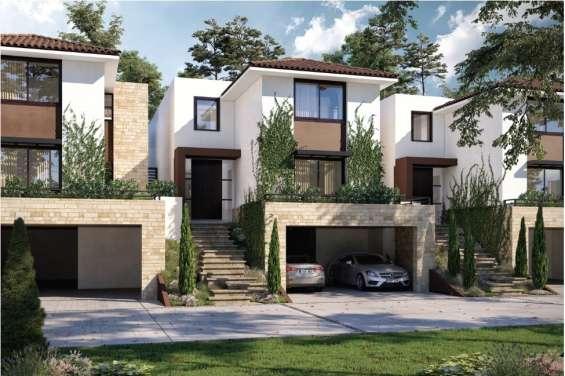 Exclusivo condominio vendo casa en zona 16