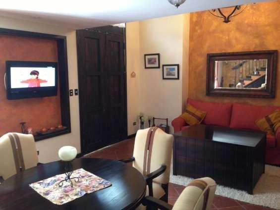 Fotos de Exclusivo y elegante apartamento en venta antigua guatemala 9
