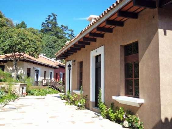 Exclusivo y elegante apartamento en venta antigua guatemala