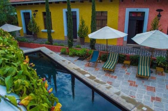 Fotos de Exclusivo y elegante apartamento en venta antigua guatemala 10