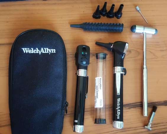 Todos accesorios del oftalmoscopio
