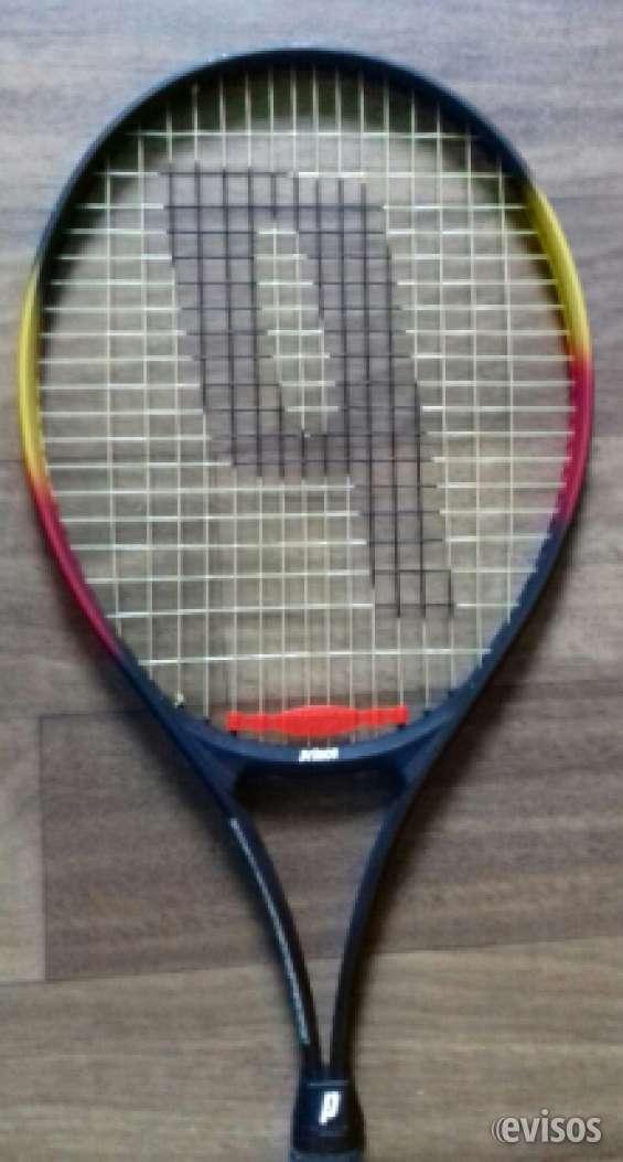Vendo raqueta de tenis prince power pro