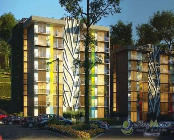 Apartamento en venta nuevo en zona 16