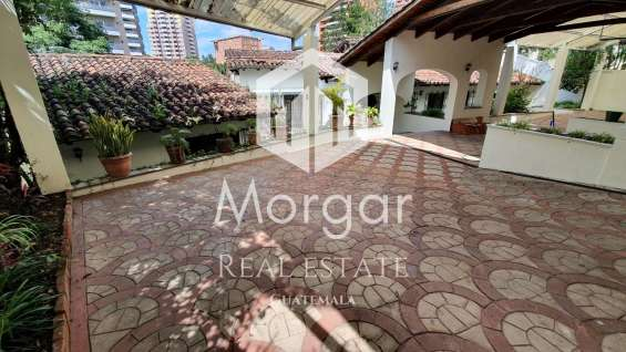 Casa en venta en zona 14 de 1000 mts en $4000000 de 4 dormitorios/código 694