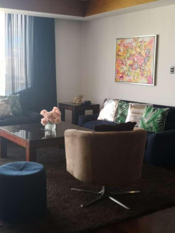 Rento hermoso apartamento amueblado en zona 13
